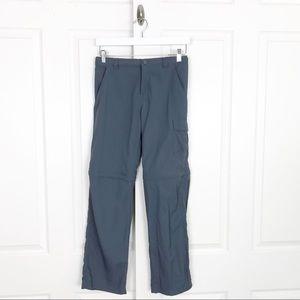 Columbia Sportswear Zip Off Trek Hiking Pants